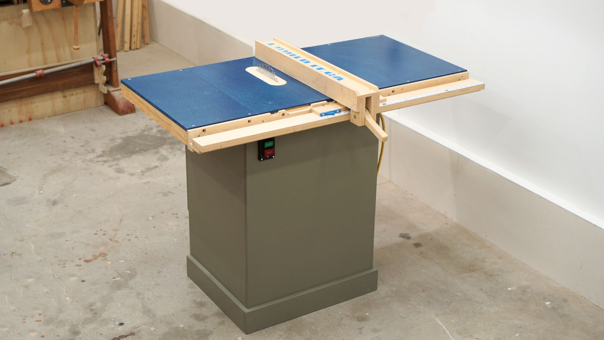 Table Saw Plans Ibuildit Ca