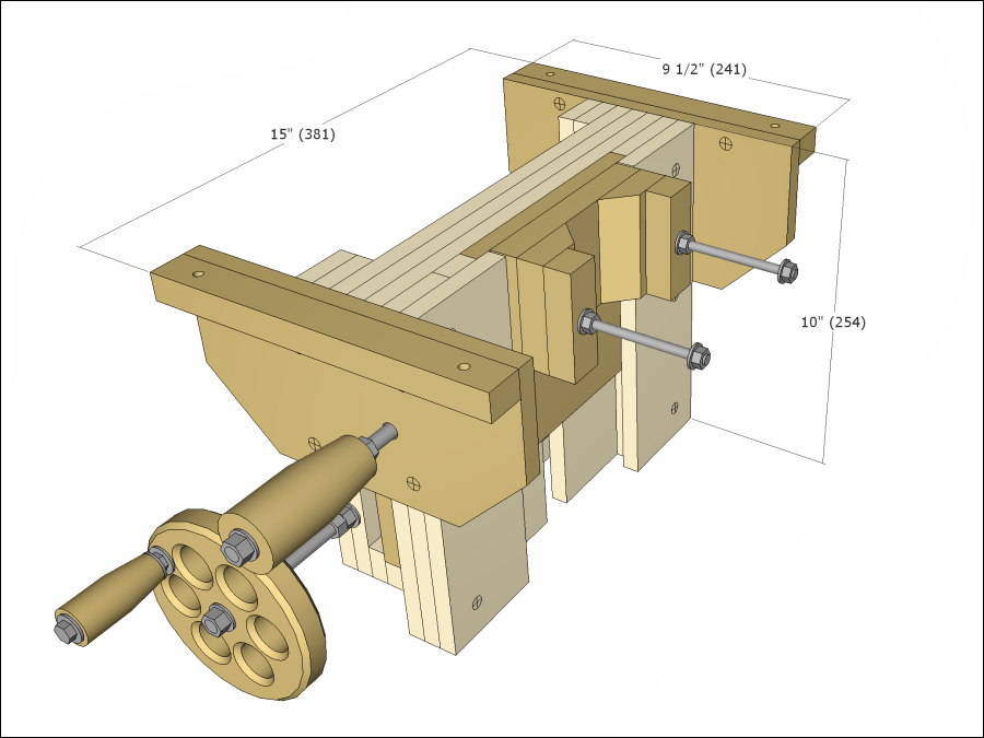 Precision router lift plans plans ibuildit details on the size of the router lift greentooth Images