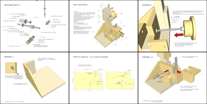 Belt / Disk sander Plans - Plans - IBUILDIT.CA Homemade Disc Sander Plans on homemade thickness sander plans, homemade drum sander parts kits, homemade pipe sander plans, homemade lathe compound feed, homemade wood sander machine for, homemade edge sander plans, homemade spindle sander plans,