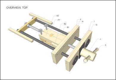 Quick Release Vise Plans Soon Building It Ibuildit Ca