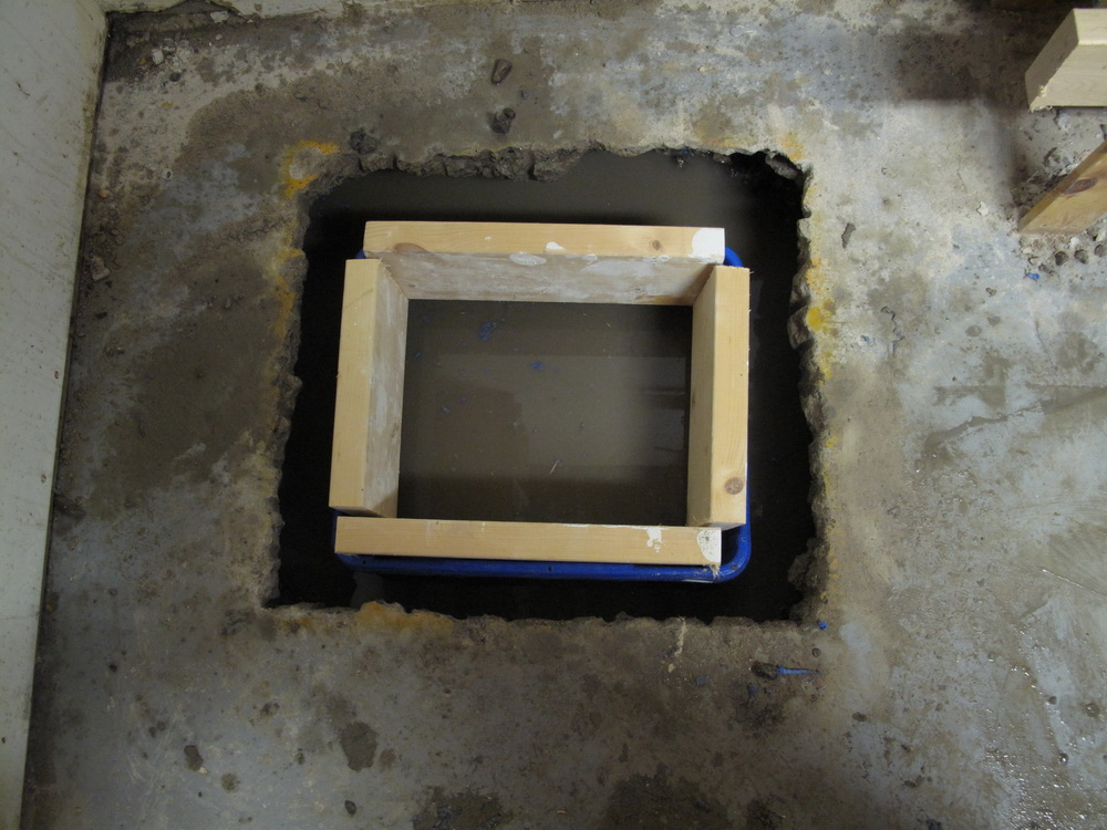 How To Make A Sump Pit Ibuildit Ca