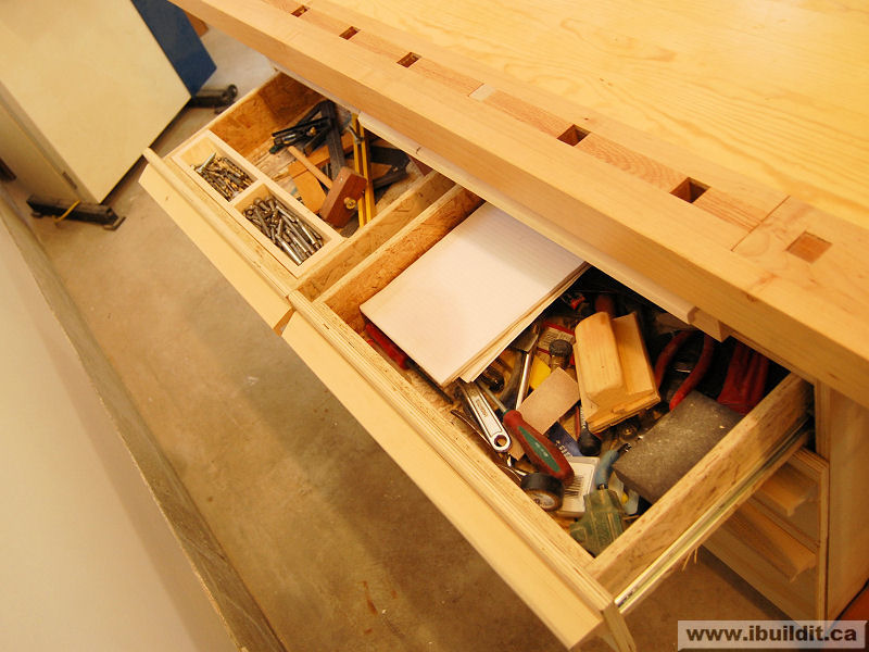 how to build a chest of drawers