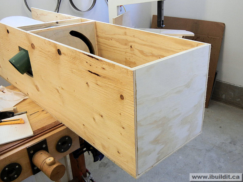How To Make A Dust Collector - IBUILDIT CA