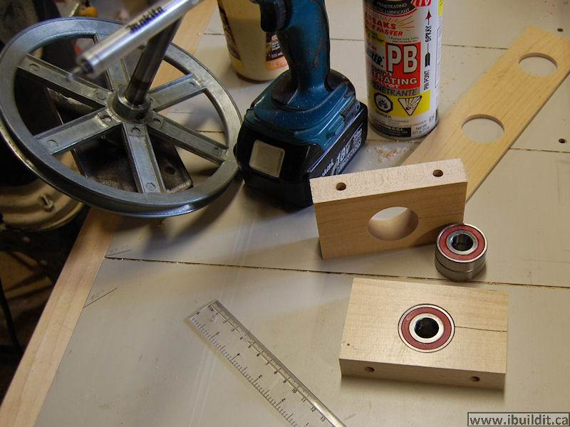 How To Make A Band Saw - IBUILDIT CA
