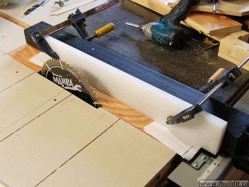 How to make a table saw ibuildit how to build a table saw greentooth Images