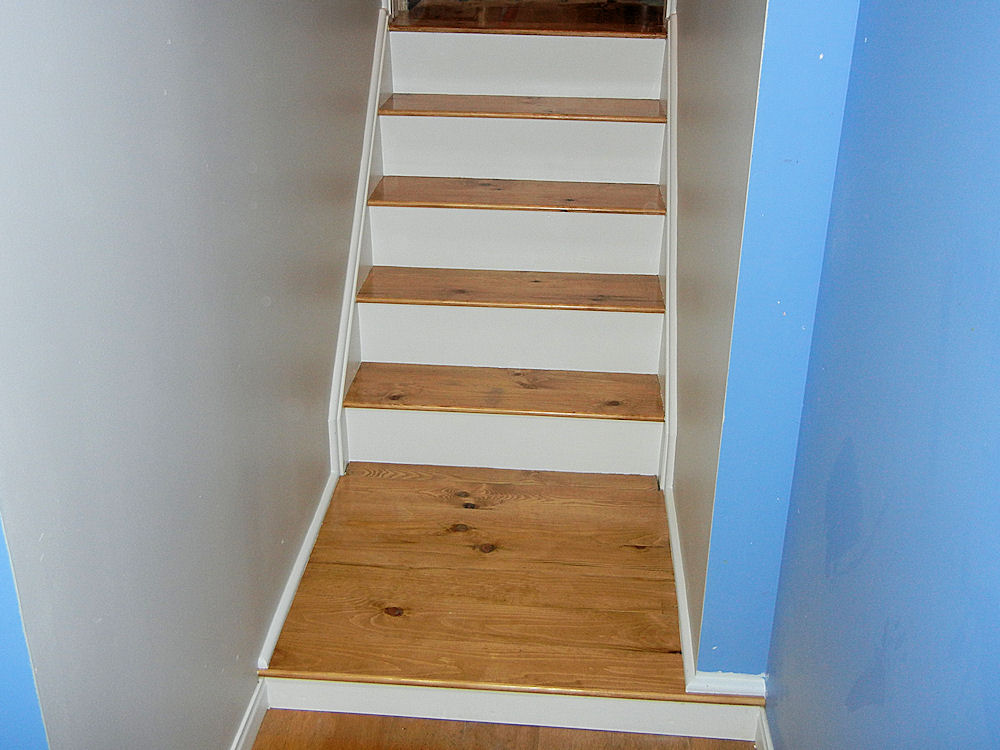 Lovely How To Cover Basement Stairs - IBUILDIT.CA IG61