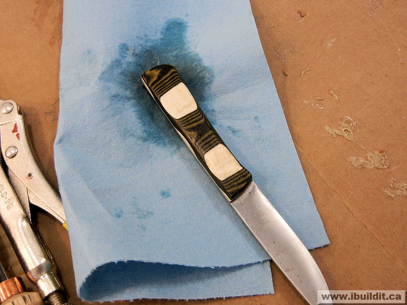 how to fix rip hole in paper with crazy glue