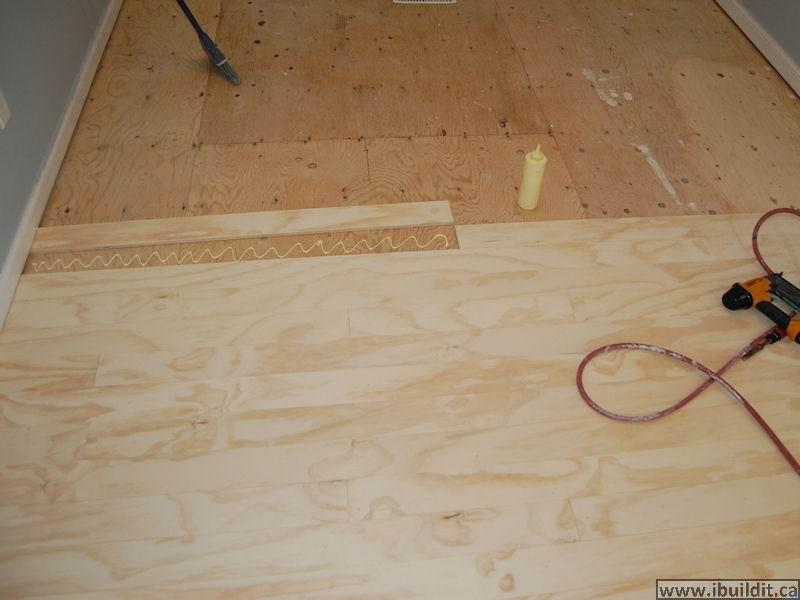 How To Make Plywood Flooring Ibuildit