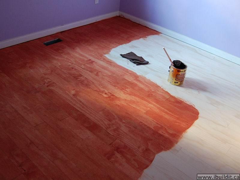 Wet Sanding Clear Coat >> How To Make Plywood Flooring - IBUILDIT.CA