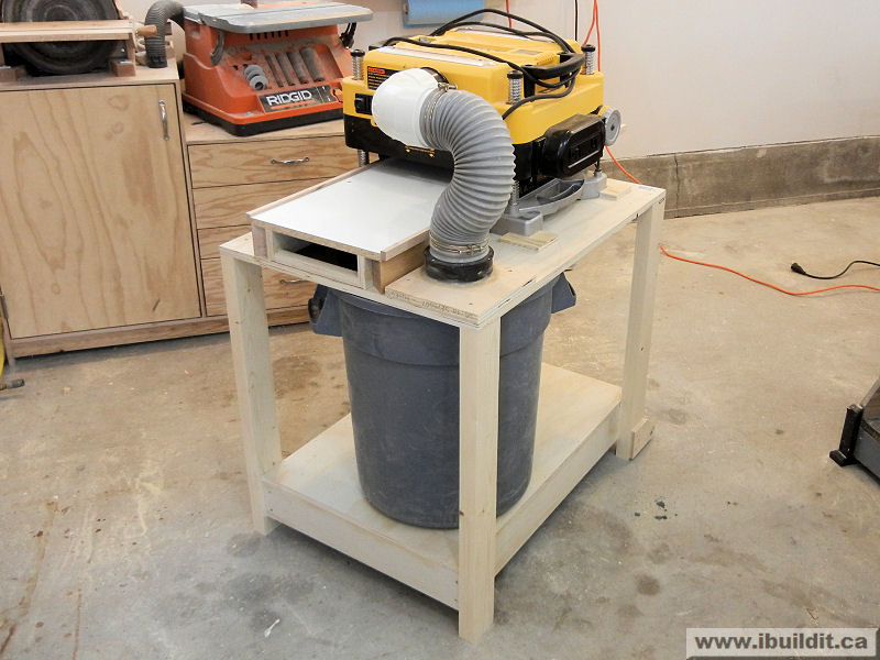 How To Make A Planer Stand Ibuildit Ca