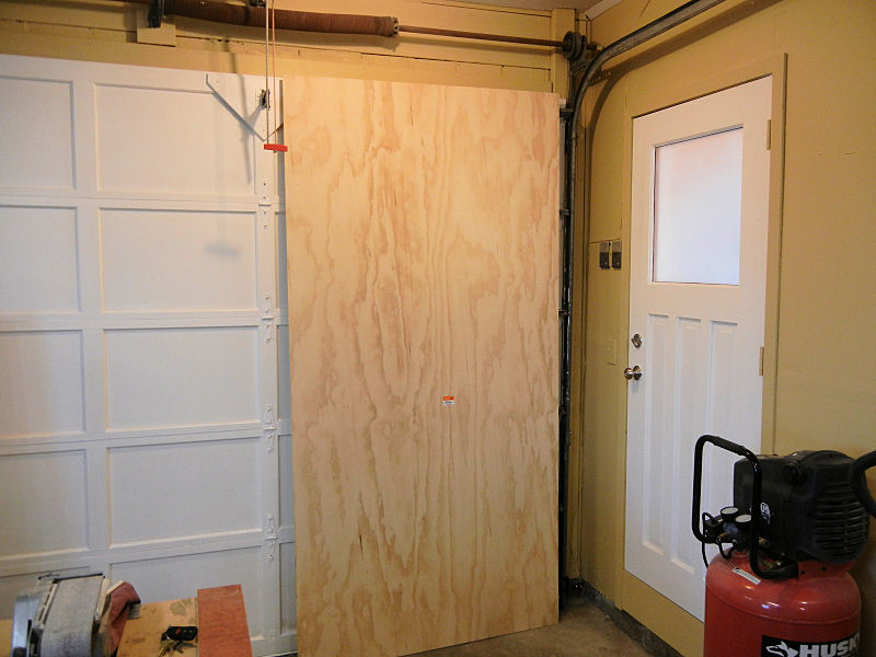 Plywood sheet. & How To Make a Plywood Door - IBUILDIT.CA
