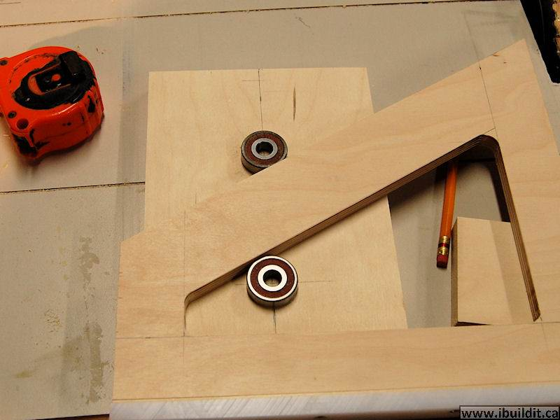 How to make a router table ibuildit making a router lift greentooth Choice Image
