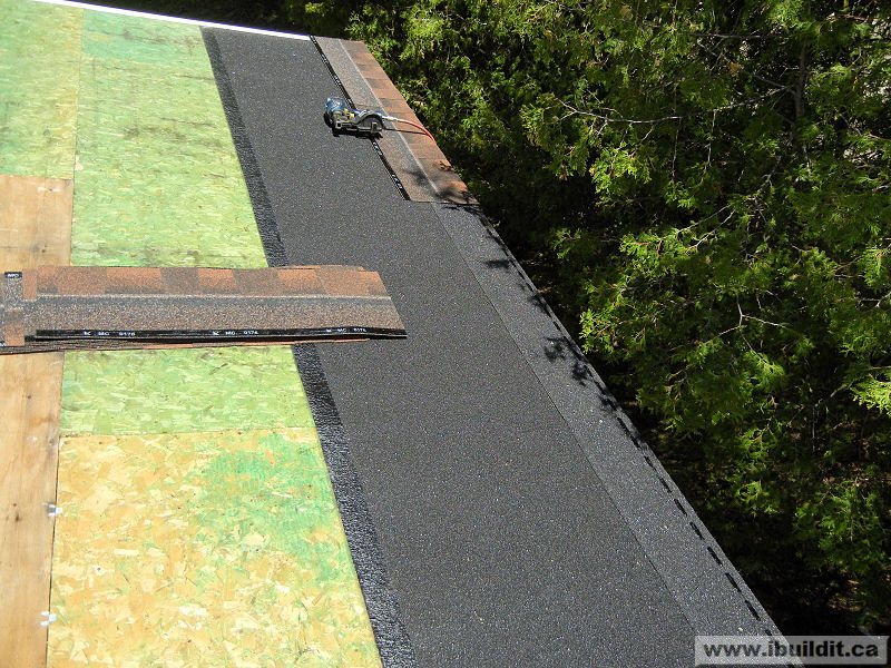 Replacing Roof Shingles Ibuildit Ca