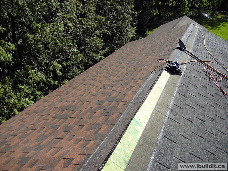 how to reshingle a roof