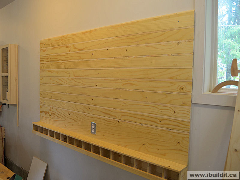 How To Make A Tool Board For The Shop