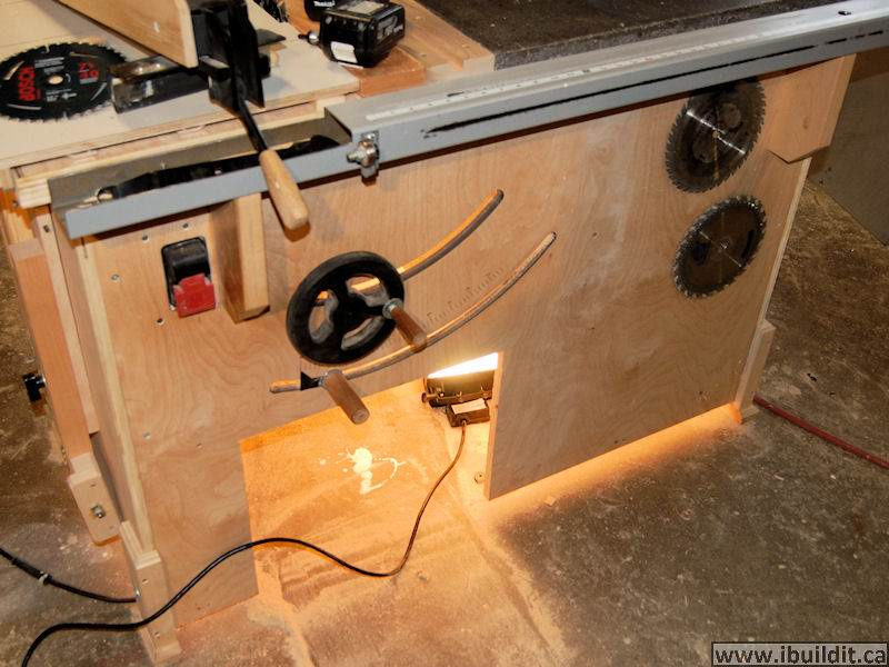 How to make a table saw ibuildit how to build a table saw greentooth Gallery