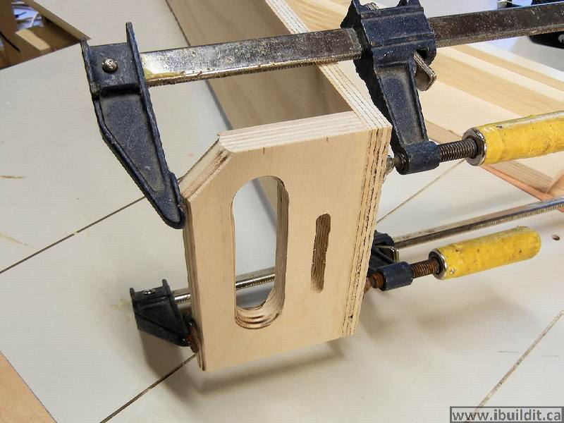 How To Make A Taper Jig For The Table Saw Ibuildit