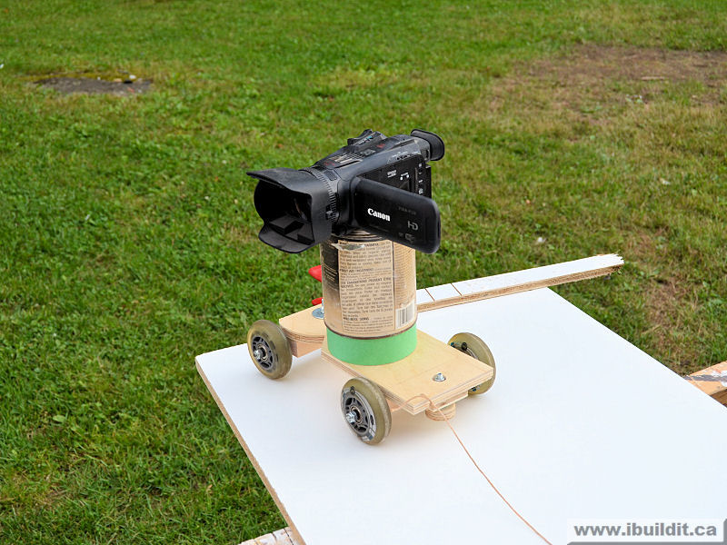 how to make a camera dolly