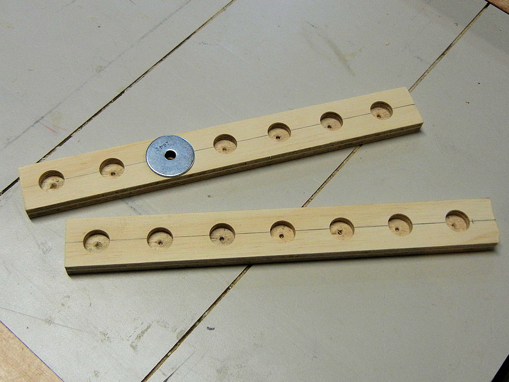 how to make an edge clamp