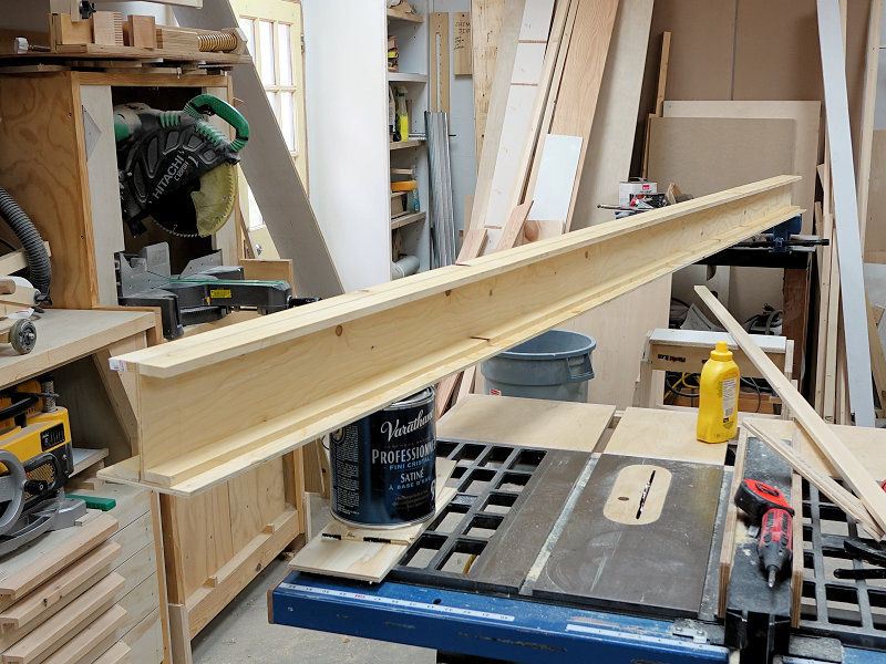 How To Build A Gantry Crane For Video