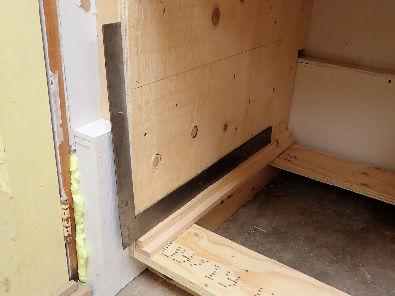 how to build shop cabinets with drawers