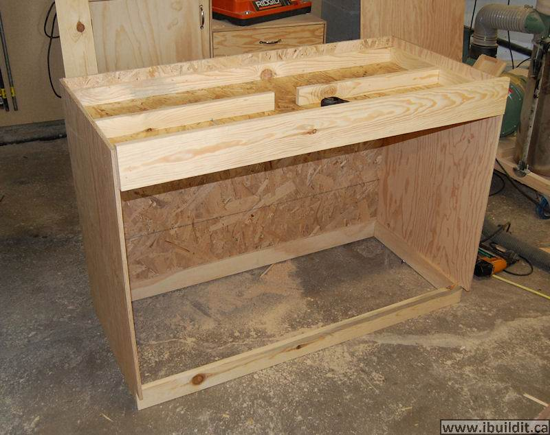 Astonishing How To Make A Downdraft Sanding Table Ibuildit Ca Interior Design Ideas Inesswwsoteloinfo