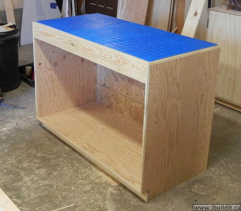 Super How To Make A Downdraft Sanding Table Ibuildit Ca Interior Design Ideas Inesswwsoteloinfo
