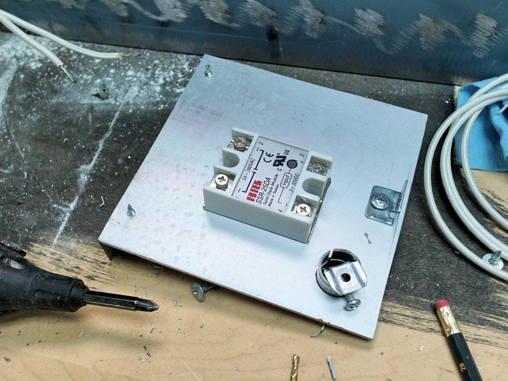 How To Make A Heat Treatment Oven - IBUILDIT.CA