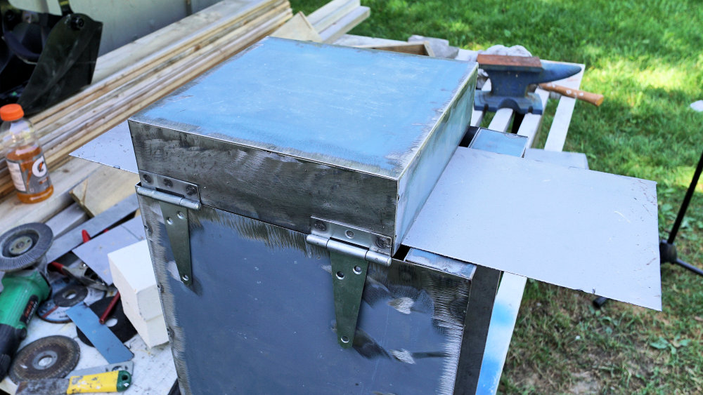 How To Make A Heat Treatment Oven Ibuildit Ca