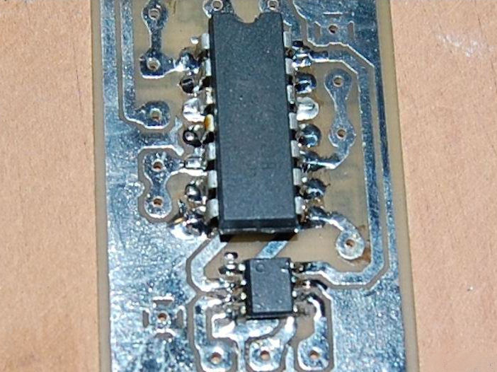 Homemade Printed Circuit Boards