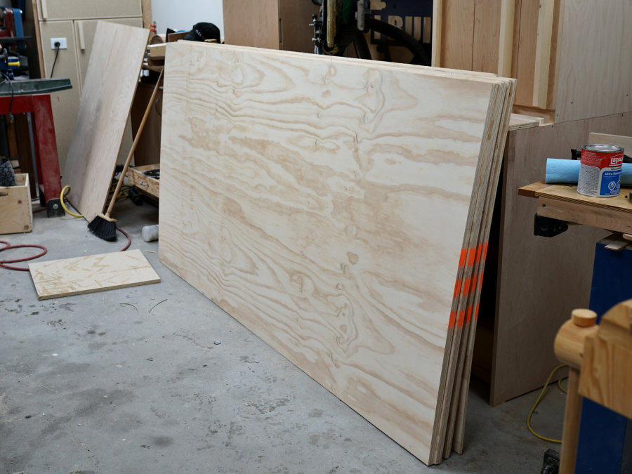 How To Install And Finish Plywood Flooring Ibuildit Ca