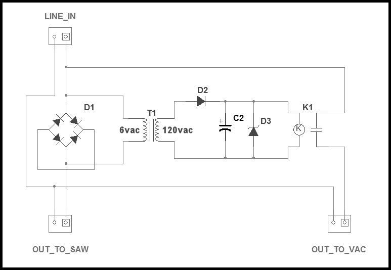 schematic Ac Switch Schematic on