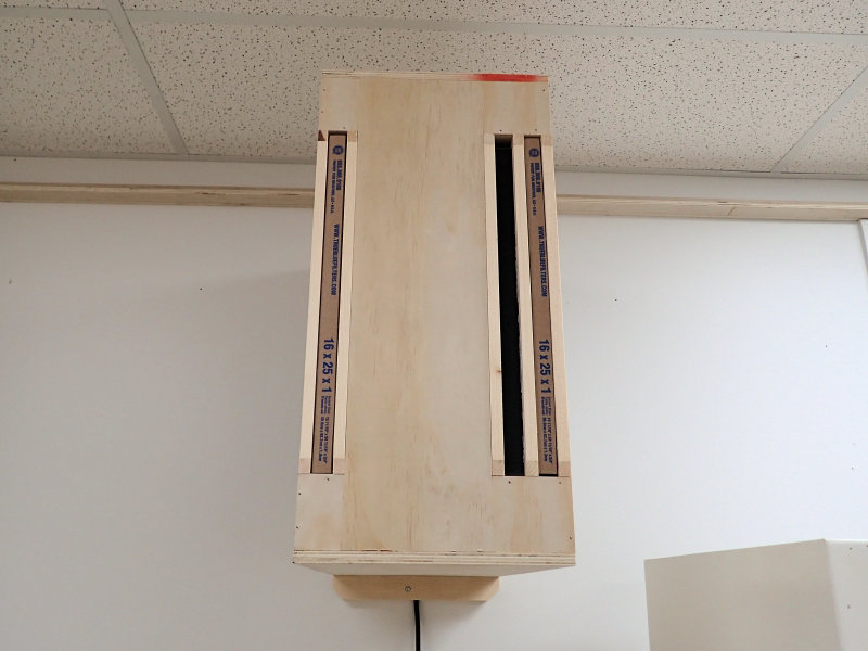 How To Make A Professional Grade Air Cleaner For The Shop Ibuildit Ca