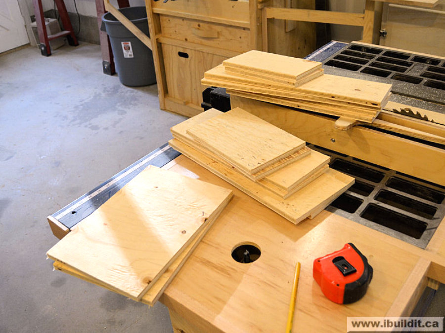 Enjoyable How To Make A Step Stool From Plywood Ibuildit Ca Ncnpc Chair Design For Home Ncnpcorg
