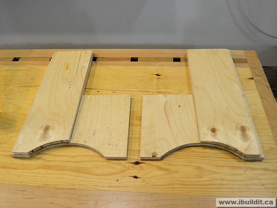 Terrific How To Make A Step Stool From Plywood Ibuildit Ca Ncnpc Chair Design For Home Ncnpcorg
