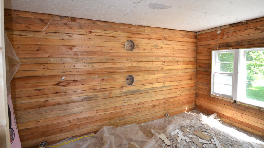 How To Make A Wood Feature Wall
