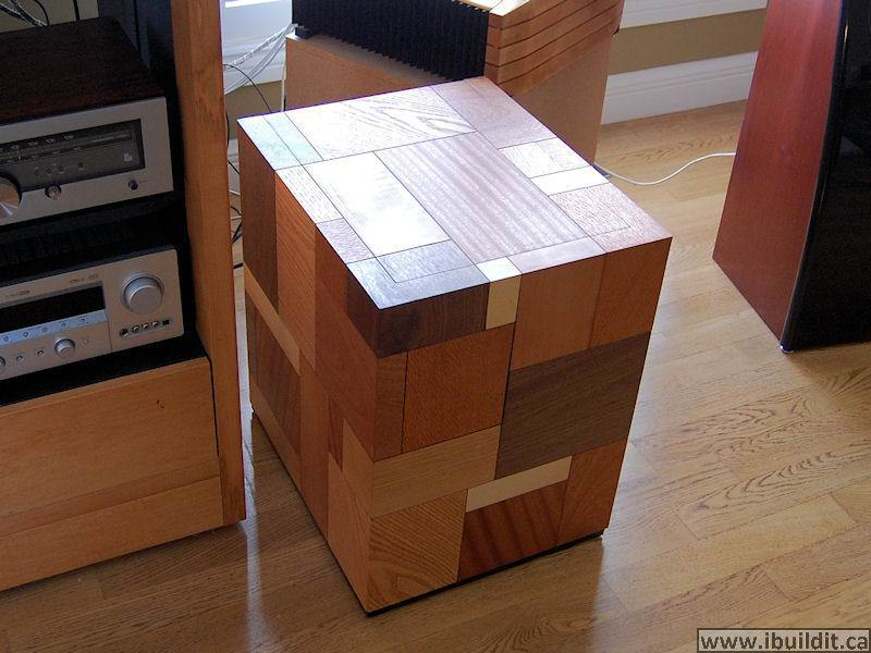 Design And Build A Wooden Computer Case