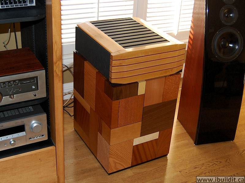 how to build a wooden case