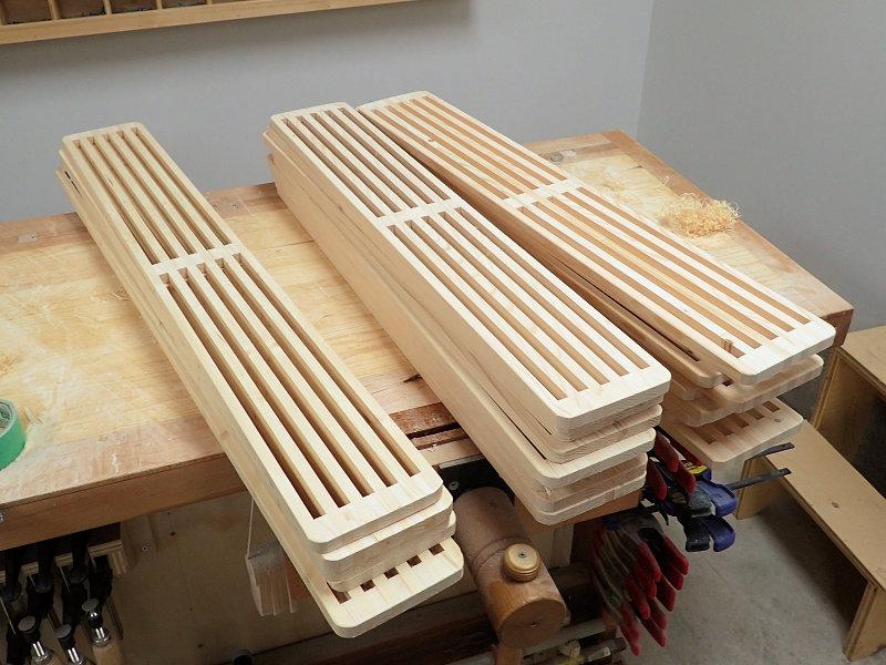 How To Make Wooden Soffit Vents - IBUILDIT CA