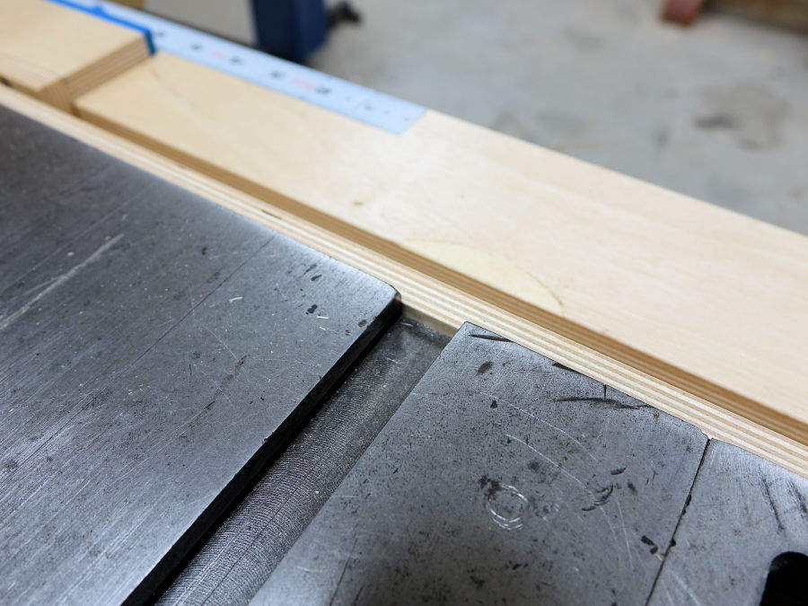 how to fix a table saw fence