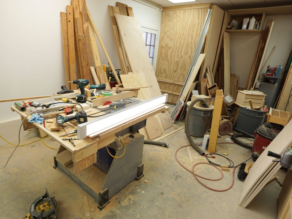 Build My Rack >> Making A Covered Lumber Rack Ibuildit Ca