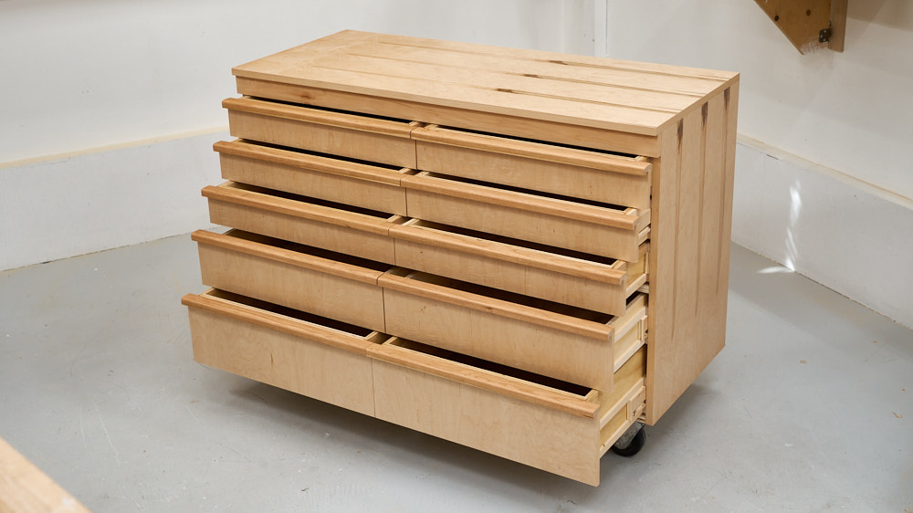 How To Make A Large Mobile Tool Box