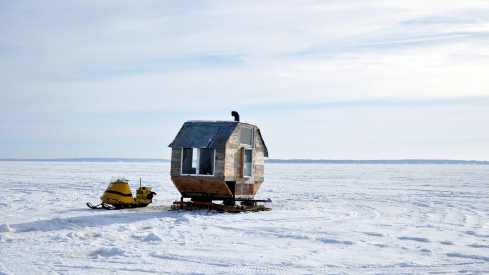 Ice-Fishing Shack