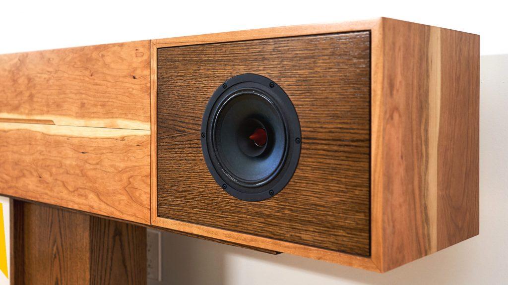 Designing the Console Speaker