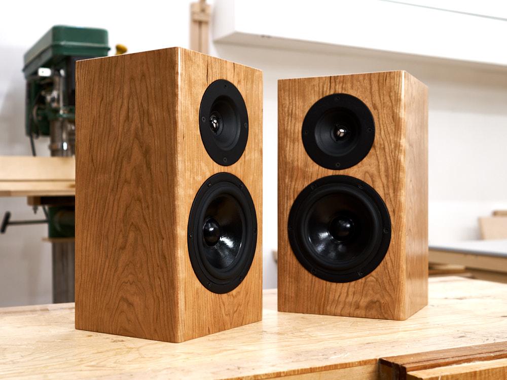Bookshelf Speakers Upgrade