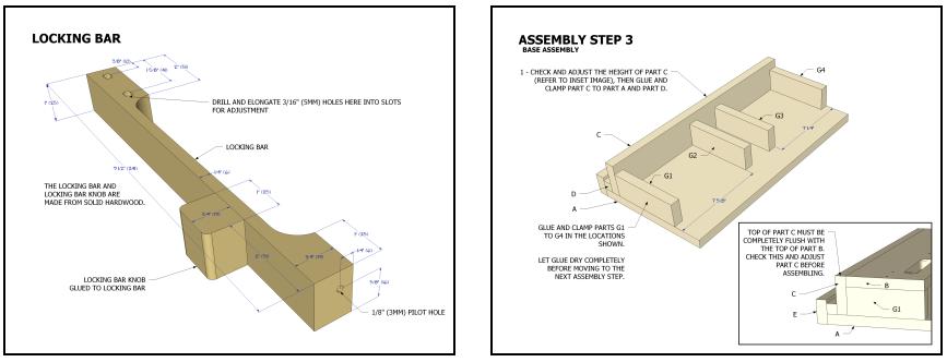Ultimate Box Joint Jig Plans Plans Ibuildit Ca