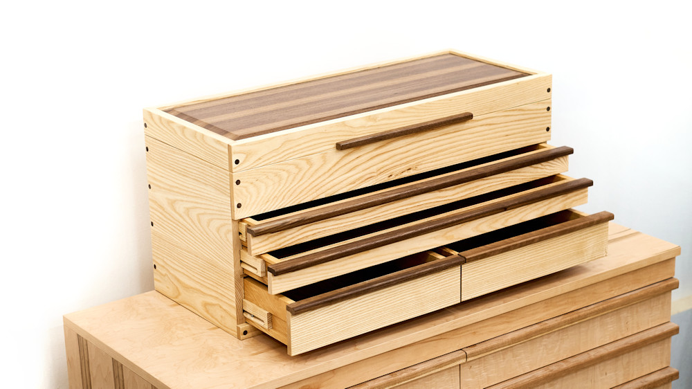 How To Build A Toolbox With Drawers